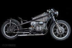 I LOVE THIS BIKE!!! <3 Home made frame,..Custom details everywhere!!! <3  Plus,..I have a thing for Oppossed Twin Boxer Motors!!! <3 Classic Design Elements,..WOOOOW!!! <3 :D LETs RIDE!!!  ~   IMAGE SOURCE: http://sigalonautomotive.soup.io/tag/Custom%20Motorcycles