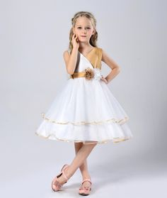 >> Click to Buy << Girls Dresses for Party and Wedding Evening Princess Party Pageant Formal Dresses for Girls 10 Years Old Peppa Faldas De Tul #Affiliate
