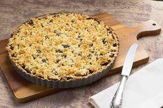 Zwetschgen Tarte (plum tarte or cake) by Lunchforone
