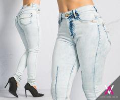 #fashion #look #calça #jeans
