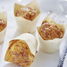 minis muffin au saumon fum ricotta et basilic carrefour traiteur - Carrefour Traiteur Mariage