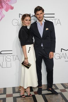 Olivia Palermo: 100 mejores looks - Style Lovely Olivia Palermo Outfit, Estilo Olivia Palermo, Olivia Palermo Lookbook, Love Her Style, Looks Style, Street Style Looks, Look Formal, Stylish Couple, Fashion Couple