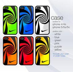 Nike blaster case wood iphone case iphone 4 case by SIMPELMonogram, $14.99
