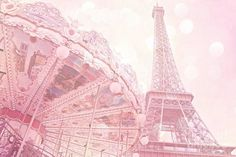 Pink Tumblr Aesthetic, Baby Pink Aesthetic, Aesthetic Colors, Pink Paris, Pink Wallpaper Iphone, Aesthetic Iphone Wallpaper, Aesthetic Wallpapers, Pink Eiffel Tower Wallpaper, Eiffel Tower Photography