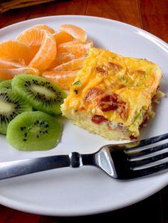 Easy Breakfast Casserole  Yes to Yum