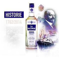 wódka Baczewski - historycznie