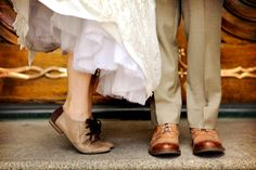 wedding shoes @cleverwedding