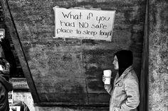 005 Homeless people Homeless Homeless people, People, Ads