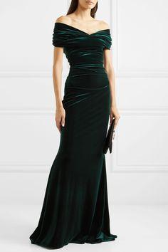 Elegant Dresses For Women, Pretty Dresses, Beautiful Dresses, Velvet Bridesmaid Dresses, Velvet Gown, Velvet Evening Gown, Event Dresses, Bride Dresses, Formal Dresses