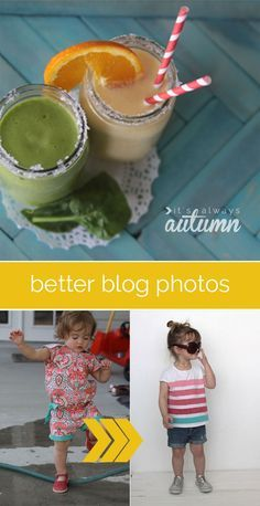 how to improve your blog food and product photography