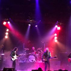 Mudcrutch & The Shelters performed on Thursday at Ogden Theatre