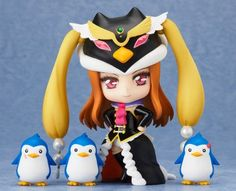 Princess of the Crystal (Mawaru-Penguindrum) Nendoroid-Actionfigur 10cm GoodSmileCompany
