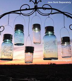 Hey, I found this really awesome Etsy listing at https://www.etsy.com/listing/56267702/garden-solar-jar-lights-6-mason-jar