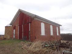 Selinsgrove in Pennsylvania Boyers Scool across from Herman School  behind woods.