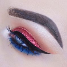 Angela Bright (@angelabright) • Instagram photos and videos. Maquillage Wonder Woman4th Of July MakeupRed ...