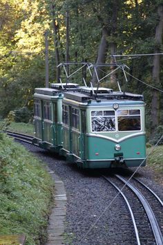 * Drachenfelsbahn *  Königswinter, Alemanha.