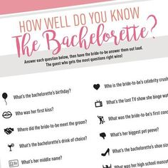 Real talk for a minute... ever been to a bachelorette party where you didn't know anyone other than the bride? While bachelorette weekends always end up being a