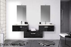 meubles salle bains VOLTE de ORIALYS