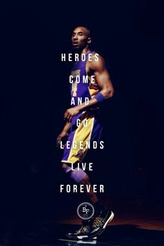 19 Kobe Bryant Quotes Black Mamba Los Angeles - Much Quotes Basketball Kobe, Basketball Pictures, Love And Basketball, Basketball Players, Basketball Captions, Basketball Sayings, Basketball Rules, Nba Players, Kobe Quotes
