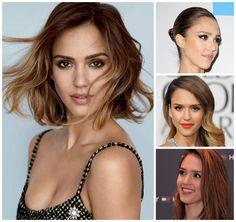 Jessica Alba Cutest Hairstyle Ideas 2017