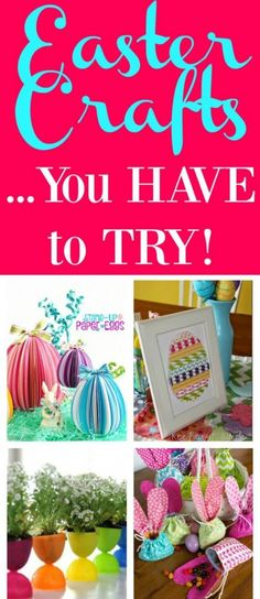 DIY Easter Crafts fo