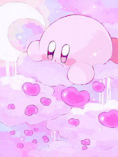 Video Game Characters, Cute Characters, Cute Backgrounds, Cute Wallpapers, Kawaii Drawings, Cute Drawings, Kawaii Art, Kawaii Anime, Kirby Character