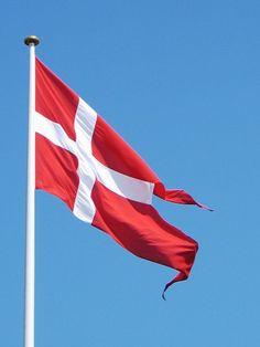 Danish flag!
