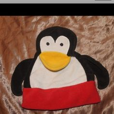 Columbia Penguin winter hat Toddler one size Columbia Penguin Winter Hat Boy Girl Toddler one size CUTE!! Sports Authority. Worn once! smoke free pet free home Excellent! columbia Jackets & Coats