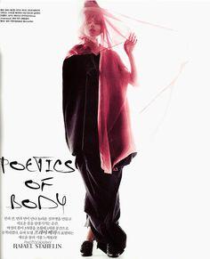 Poetics of body, Vogue Korea