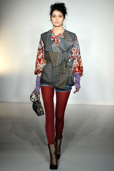 Vivienne Westwood Fall 2012 Ready-to-Wear Collection - Vogue