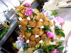 Dessert mariage de L'air du Temps   Foto 2