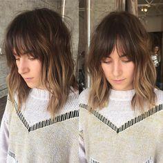 Best bangs. More like this Amanda major.com