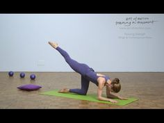 A 10 minute Slings & Pilates sequence for flowing strength.