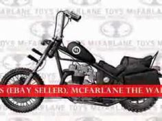 "http://youtu.be/ScxByeVQExo 2014 NEW Action Figure 5"" McFarlane The Walking Dead TV Series 5 (DARYL DIXON & MOTORCYCLE DELUXE BOX SET)"