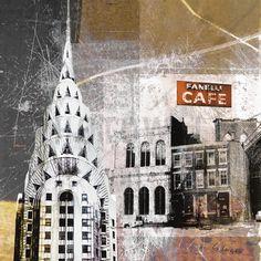 Fanelli Cafe - Tapetit / tapetti - Photowall