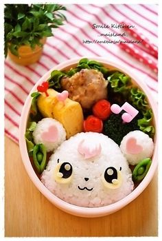 Sanrio bento | Mai's Smile * Kitchen