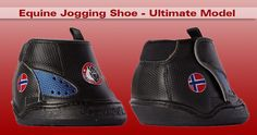 Equine Jogging Shoe - Now available in Canada and the US