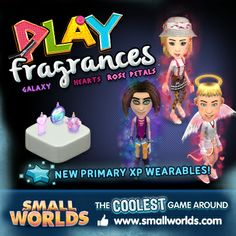 How high are your levels? Can you wear the new Play Fragrances?