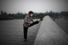 China gets tough on air pollution (via China Daily)