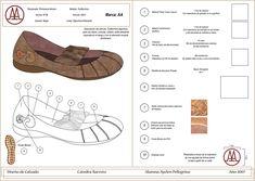 diseñadores de calzado italianos FAMOSOS - Buscar con Google Flat Drawings, Flat Sketches, Textiles, Shoe Pattern, Fashion Flats, Fashion Sketches, Diy And Crafts, Shoe Illustration, Shoes