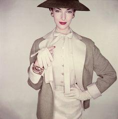 Linen Suit 1953