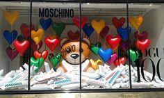Moschino London shop, 28-29 Conduit Street @britishvogue #vogue100 @itsjeremyscott #mo... | Use Instagram online! Websta is the Best Instagram Web Viewer!