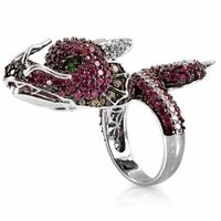 Mushu's Year of the Dragon Ring -