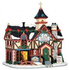 Lemax Rustic Church 1