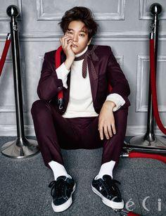 Joo Won for CeCi Magazine Nov '15 Issue