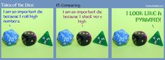 Tales of the Dice: 1