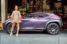 Kirishama's Lexus UX Crossover