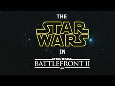 The STAR WARS in Battlefront 2 | Montage |