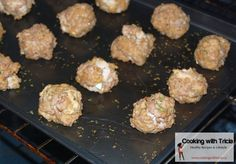Enjoy this simple and delicious meatball recipe at cookingwithtricia... . #foodie #meatball #recipe #foodie  http://cookingwithtricia.ca/recipes/soul-food-sunday/simple-meatball-recipe/