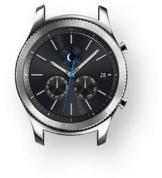 Gear S3 Classic without watch band